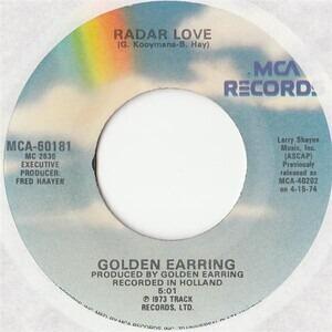 Golden Earring - Radar Love