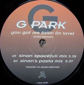 G.Park - You Got Me Fallin (In Love) (Sinan Remixes)