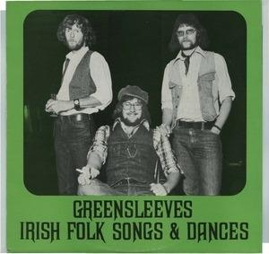 greensleeves - Irish Folk Songs And Dances