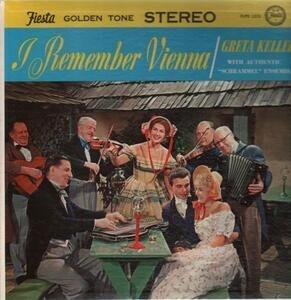 Greta Keller - I remember Vienna