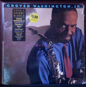 Grover Washington, Jr. - Strawberry Moon