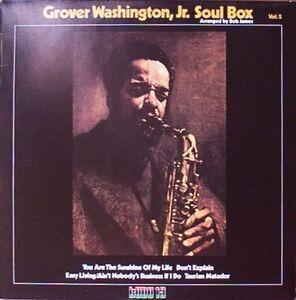 Grover Washington, Jr. - Soul Box Vol.2