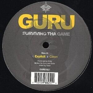 Guru - Surviving Tha Game