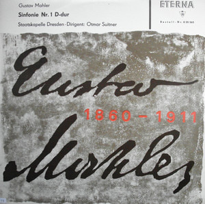 Gustav Mahler - Sinfonie Nr. 1 D-dur