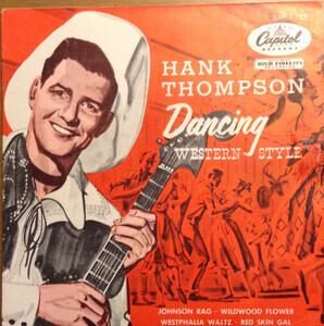 Hank Thompson - Dancing - Western Style