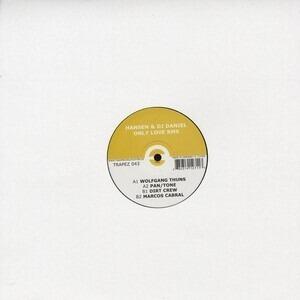 Hansen & DJ Daniel - Only Love (Remixes)
