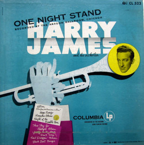 Harry James - One Night Stand