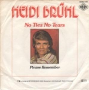 Heidi Brühl - No Ties No Tears