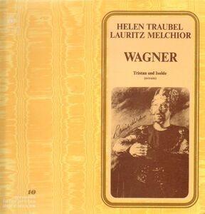 Helen Traubel - Tristan und Isolde (extraits)