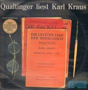 helmut qualtinger - Die letzten Tage der Menschheit - Eine Auswahl