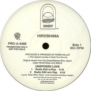 Hiroshima - Unspoken Love