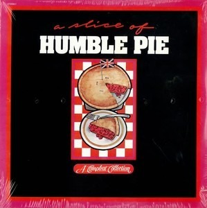 Humble Pie - A Slice Of Humble Pie