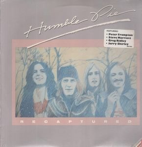 Humble Pie - Recaptured