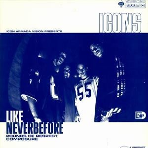 Icons - like neverbefore