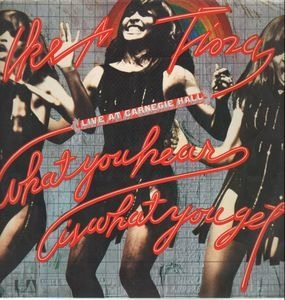 Ike & Tina Turner - 'What You Hear Is What You Get' - Live At Carnegie Hall
