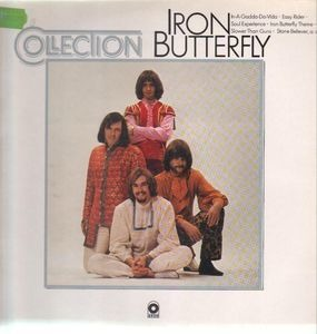 Iron Butterfly - Collection