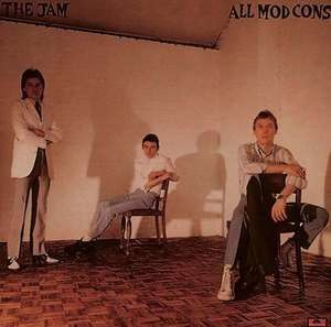 The Jam - All Mod Cons