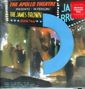 james  Brown - Live at the Apollo
