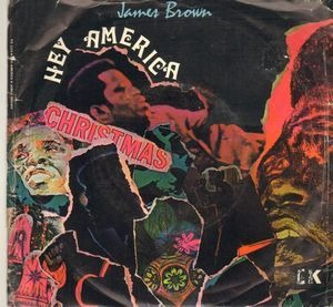 James Brown - Hey America