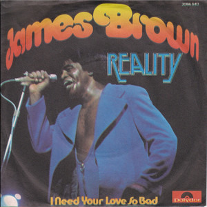 james  Brown - Reality