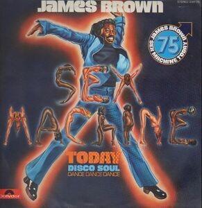 James Brown - Sex Machine Today