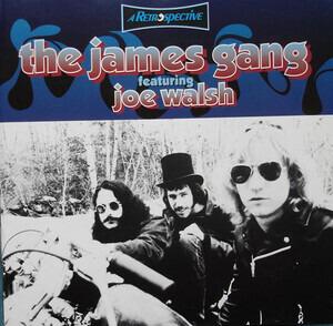 James Gang featuring Joe Walsh - A Retrospective