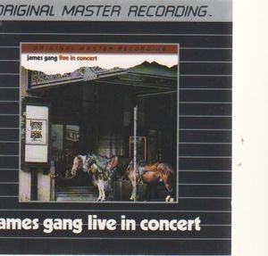James Gang - Live in Concert