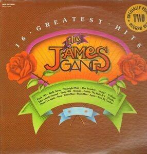 James Gang - 16 Greatest Hits