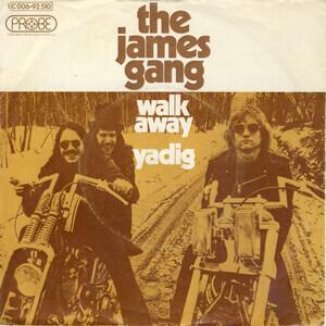 James Gang - Walk Away