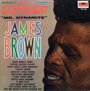 james  Brown - Excitement