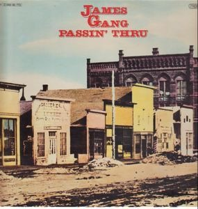 James Gang - Passin' Thru