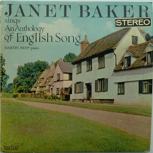 janet baker - An Anthology of English Song