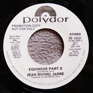 Jean-Michel Jarre - Equinoxe Part 5
