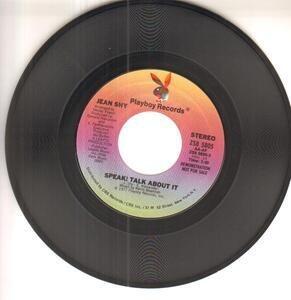 Jean Shy - Speak! Talk About It / Mr. Music Man
