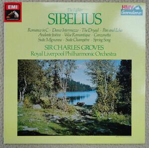 Jean Sibelius - The Lighter Sibelius
