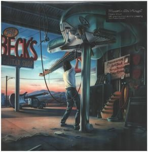 Jeff Beck - Guitar Shop -Coloured/HQ-