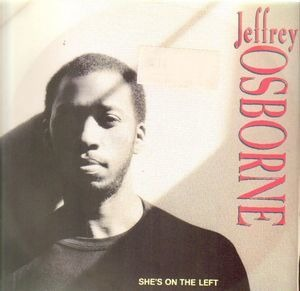 Jeffrey Osborne - She's On The Left