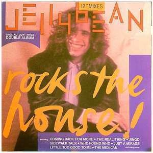 Jellybean - Rocks The House
