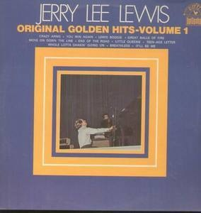 Jerry Lee Lewis - Original Golden Hits - Volume 1