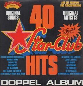 Jerry Lee Lewis - 40 Star-Club Hits