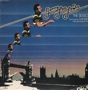 Jerry Lee Lewis - The Session Recorded In London With Great Guest Artists