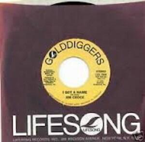 Jim Croce - I Got A Name / Age
