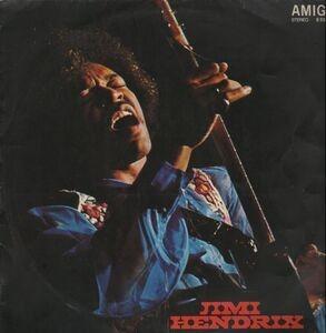 Jimi Hendrix - Amiga-Edition
