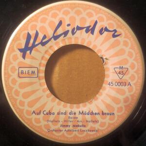 Jimmy Makulis - Auf Cuba Sind Die Mädchen Braun