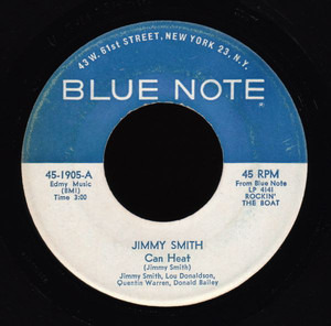 Jimmy Smith - Can Heat / Matilda, Matilda!