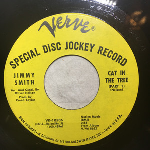 Jimmy Smith - Cat In A Tree