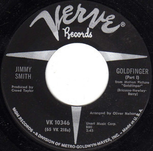 Jimmy Smith - Goldfinger
