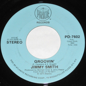 Jimmy Smith - Groovin'