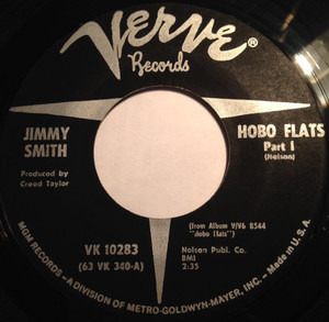 Jimmy Smith - Hobo Flats - Part I / Hobo Flats - Part II