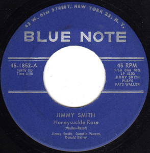 Jimmy Smith - Honeysuckle Rose